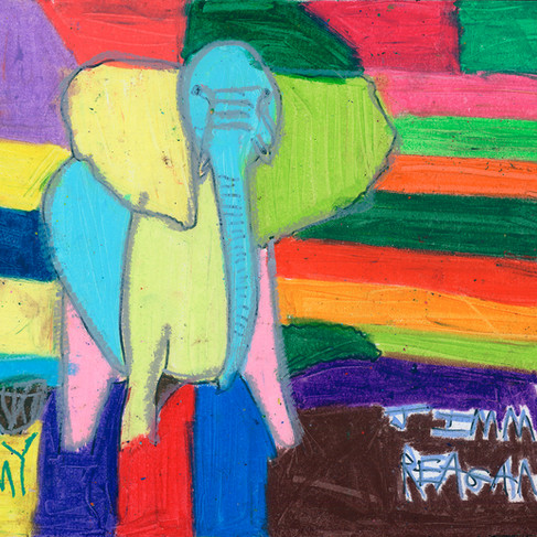 The Elephant - Available