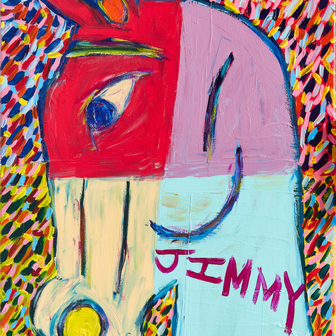 """Horse from Italy"" Original Available"
