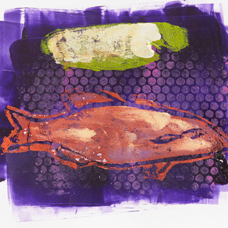 Purple Fish 1