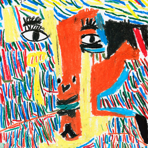 """Girl with Eyelashes"" - Available in Print"