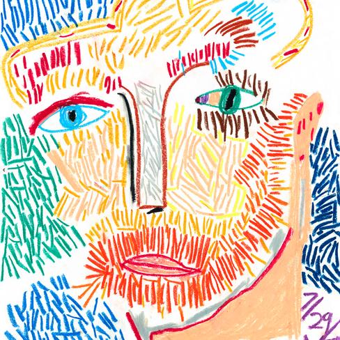 """van Gogh"" - Logo - Available in Print"