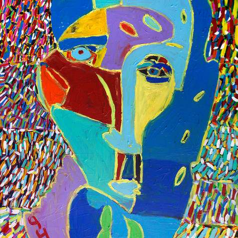 """""""Man of the World"""" - SOLD"""