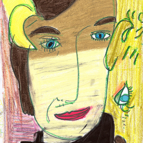 """""""Lucy and Krieger """"- Original Available"""