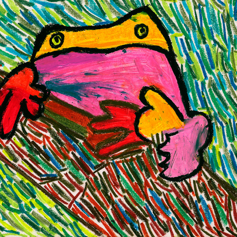 Kermit - SOLD Available in Print