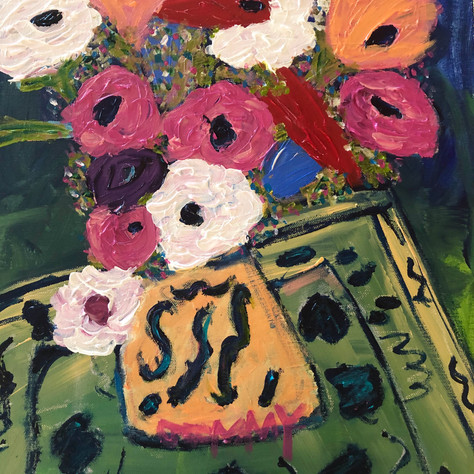 """""""Flowers in Spain"""""""