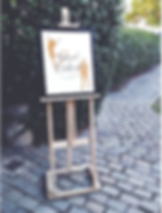 Studio Kiki Huwelijk Welkom Bord Silhoue