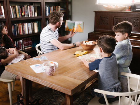 Two Truths & A Lie About Family Devotions