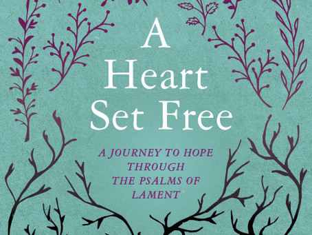 """A HEART SET FREE"""