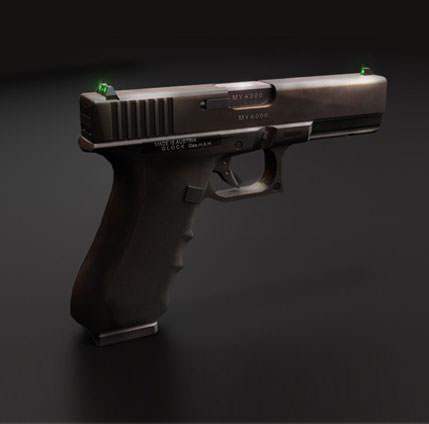 glock pistolen, Glock Perfection, imparm.swiss