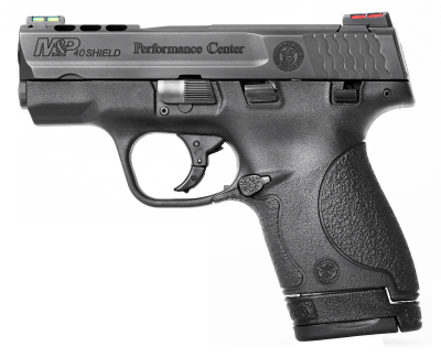 "S&W Pistole M&P40 Shield,Kal. .40S&W 3.1"" PC Port"