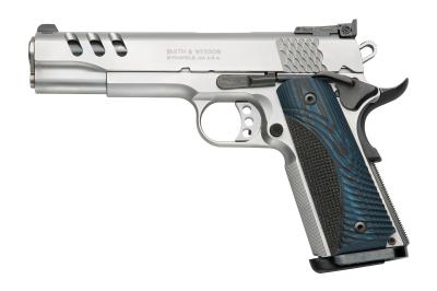 "S&W Pistole SW1911, Kal. .45ACP 5"" Perf.Center"