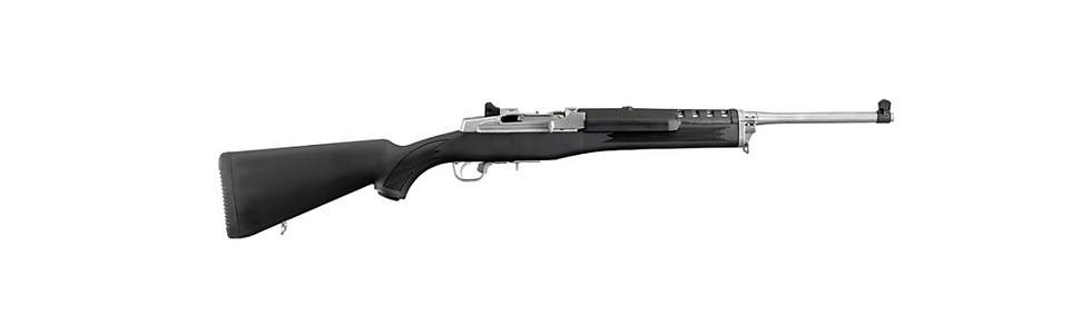 Ruger MINI THIRTY®  Matte Stainless