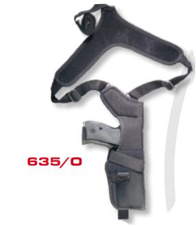 Vertical Shoulder Holster 635