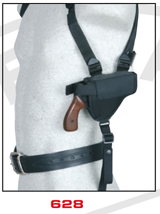 Horizontal Shoulder Holster 628