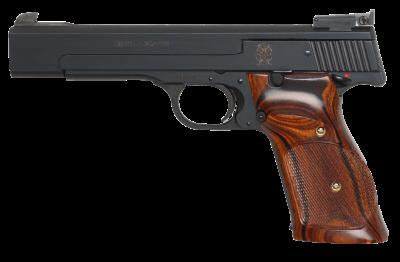 """S&W Pistole 41, Kal. .22lr 5.5"""""""