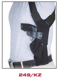 Thumb-Break Shoulder Holster 249