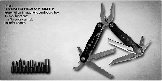 TRENTO MULTITOOL HEAVY DUTY