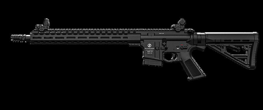 """Schmeisser AR15 M5FL 16.75"""""""