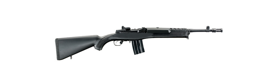 Ruger MINI-14® TACTICAL Blued
