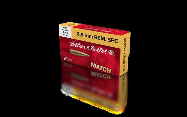 6,8 MM REM. SPC HPBT - 115 GRS