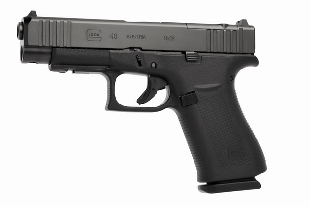 GLOCK 48 MOS  9MM LUGER