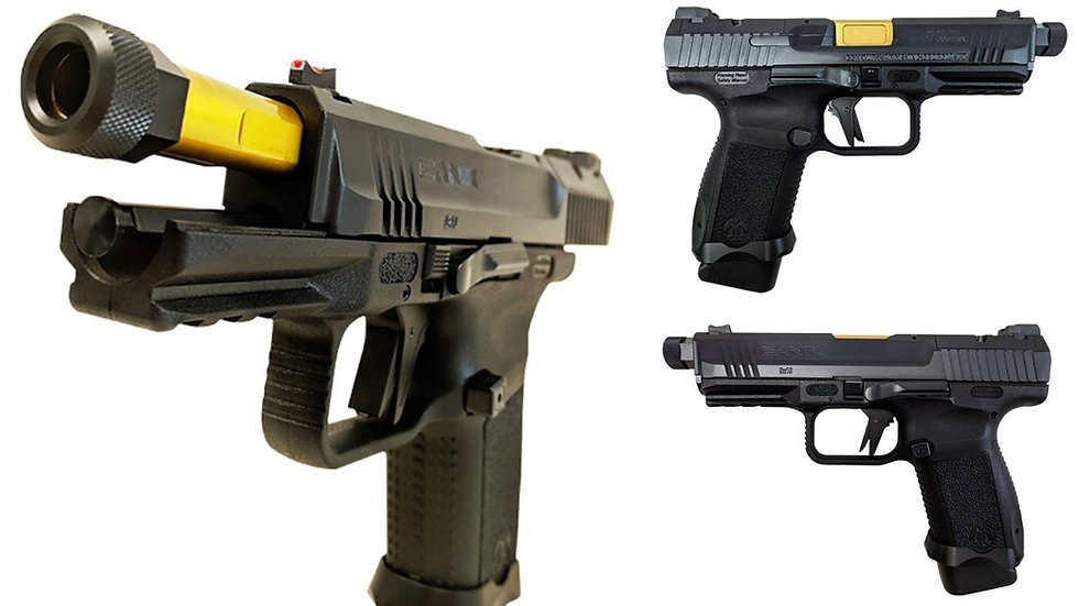Pistole CANIK Executive, Kal.9mm