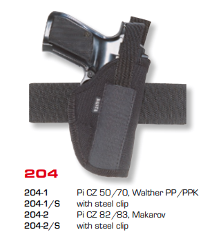 Belt Side Holster 204