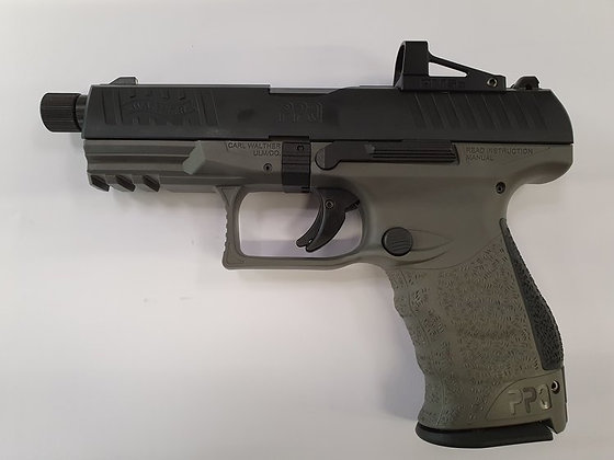 WALTHER PPQ Q4 TAC COMBO