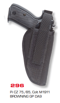 Ambidextrous Holster With One Loop 296