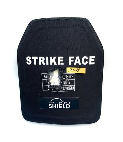 Shield.308 FMJ Testbeschuss