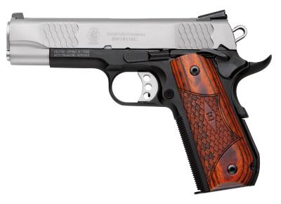 "S&W Pistole SW1911SC, Kal. .45ACP 4.25"" E-Series"