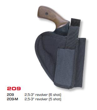 Moulded Belt Holster 209