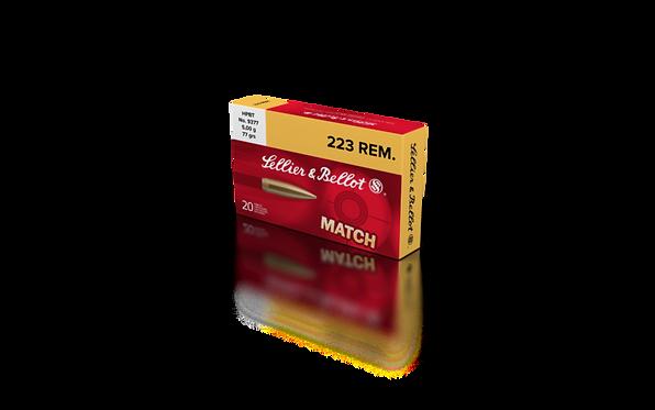 .223 REM. HPBT - 77GRS