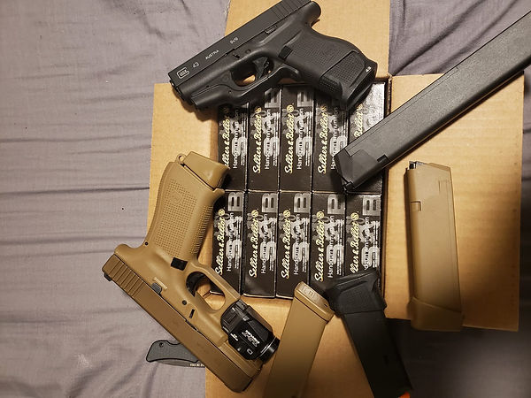 Glock S&B.