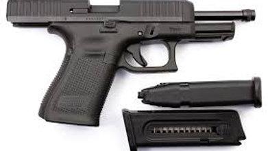 PistoleGLOCK 44, Kal.22LR mit Gewindelauf