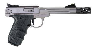 "S&W Pistole SW22Victory PC STS, Kal. .22lr 6"""