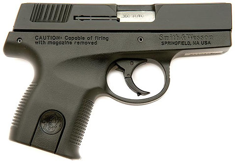 Smith & Wesson SW380