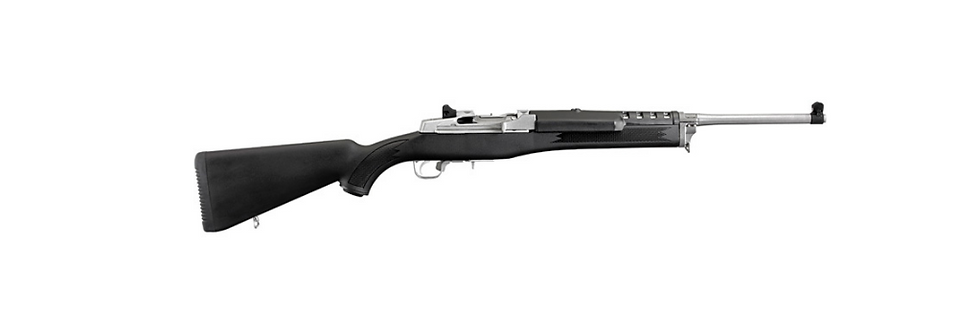 Ruger MINI-14® RANCH Matte Stainless