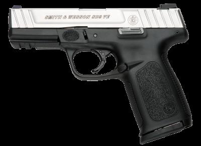"S&W Pistole SD9VE, Kal. 9mmLuger 4"""