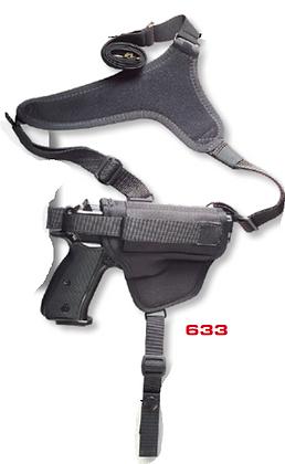 Shoulder Holsters Horizontal - Combined (shoulder and belt) 633