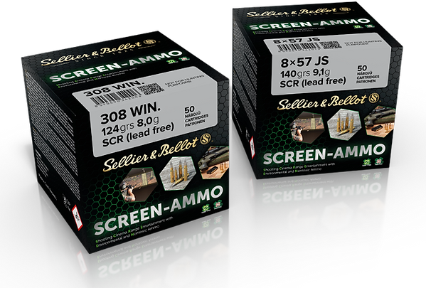 Sellier & Bellot, Screen Ammo