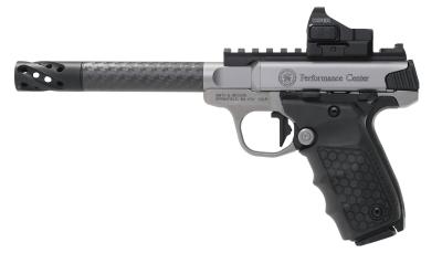 """S&W Pistole SW22Victory PC STS,Kal. .22lr 6""""Carbon"""