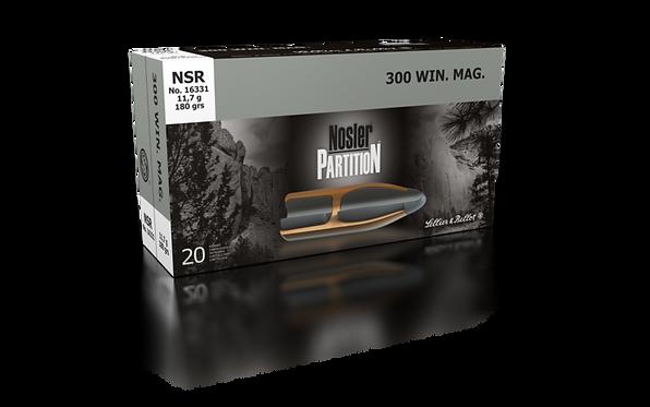 300 WIN. MAG. NSR - 180 GRS