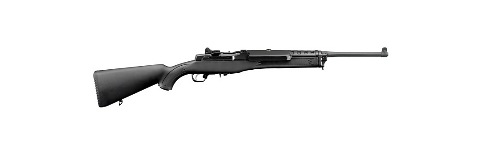 Ruger MINI-14® RANCH Blued