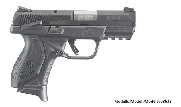 Ruger AMERICAN PISTOL® Compact