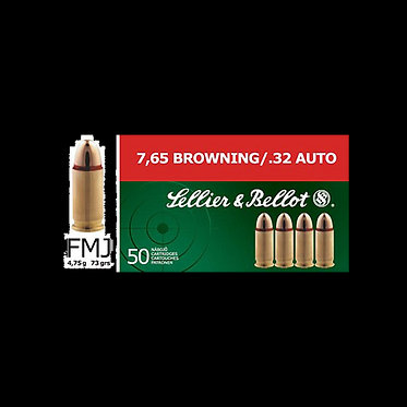 7,65 BROWNING - 73 GRS