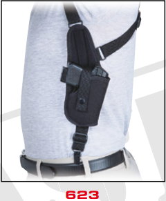 Vertical Shoulder Holster 623