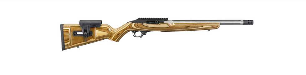 Ruger 10/22® COMPETITION Natural Brown Laminate