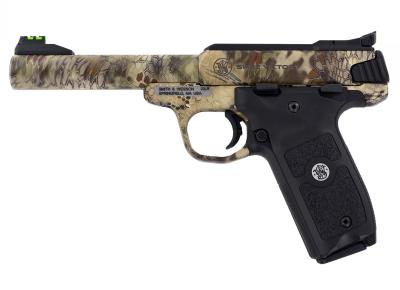 """S&W Pistole SW22Victory Kryptek, Kal. .22lr 5.5"""""""