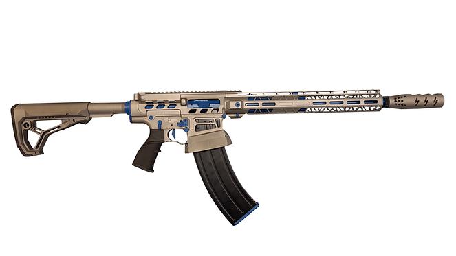 Semiautomatic Tigris XR12 Pro